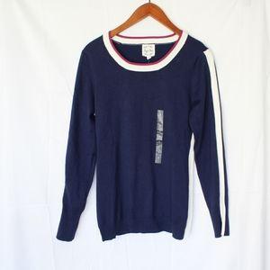 🆕 Hippie Rose | Navy Blue Sweater